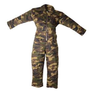 Kinderoverall Camouflage print