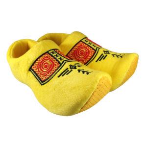 Klomp pantoffel Geel traditioneel