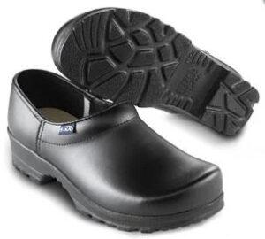 Schoenklompen Sika 8005 Flex zwart