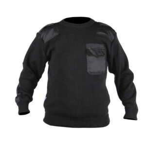 Pullover Storvik Dampier Zwart