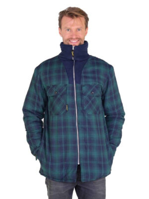 Thermo blouses Storvik Vancouver Blauw