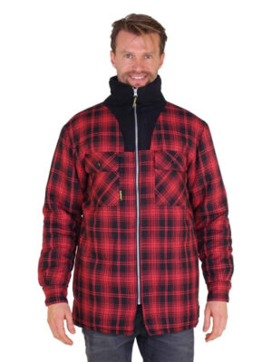 Thermo blouses Storvik Vancouver Rood