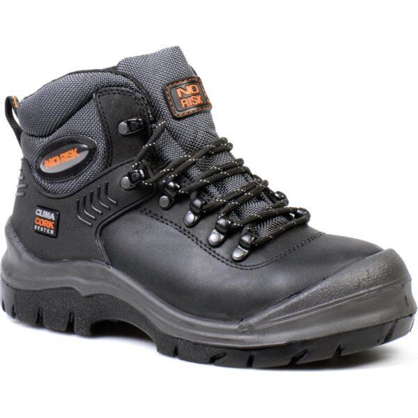 Werkschoenen No Risk Blackrock hoog S3