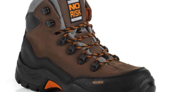 Werkschoenen No Risk Darwin hoog S3