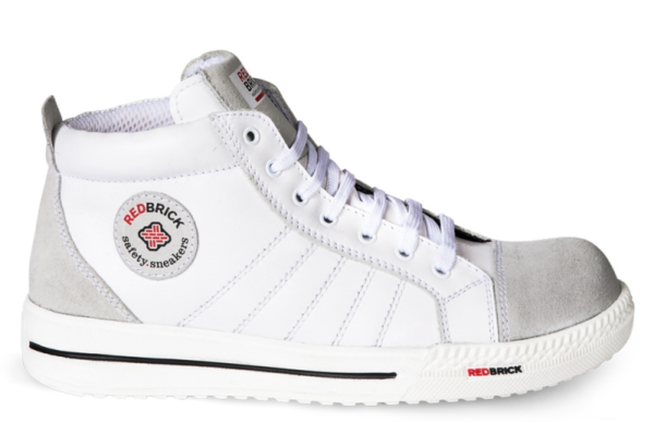 Werkschoenen Redbrick Mont Blanc S3 sneaker