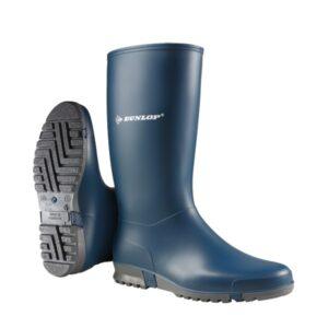 Hobbylaarzen Dunlop Sport donkerblauw