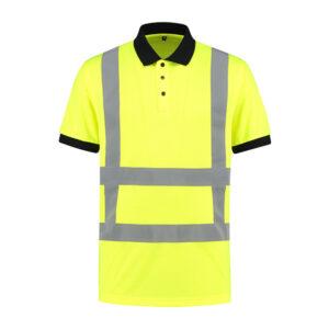 Poloshirt RWS PSRWS100 geel