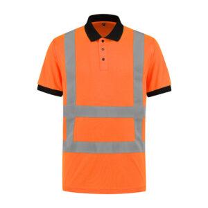 Poloshirt RWS PSRWS100 oranje