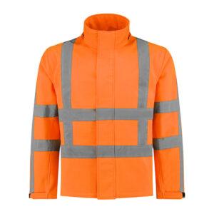 Softshelljas RWS SSRWS100 oranje