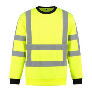 Sweater RWS SWRWS100 geel