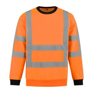 Sweater RWS SWRWS100 oranje