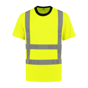 T-shirt RWS TSRWS100 geel