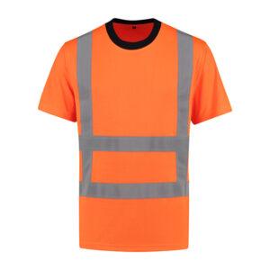 T-shirt RWS TSRWS100 oranje