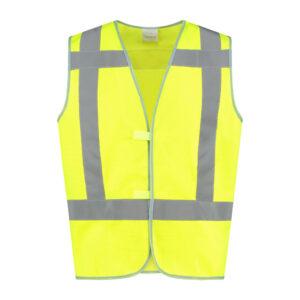 Veiligheidsvest RWS VVRWS100 geel