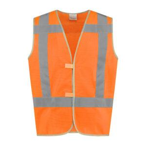 Veiligheidsvest RWS VVRWS100 oranje