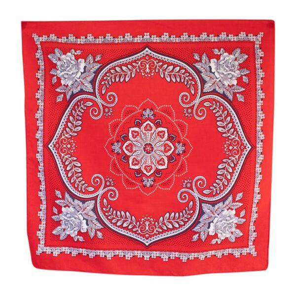 zakdoek rood groot